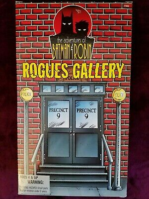 1997 The Adventures Of Batman & Robin Rogues Gallery #27898 New In Box $121.50
