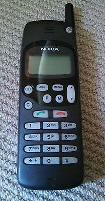 Nokia Vintage Brick Mobile 1996 - Model 1610 Type NHE-5NX. Made in Germany