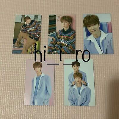 SEVENTEEN in Carat Land 2019 trading card - THE8 (5 Cards)