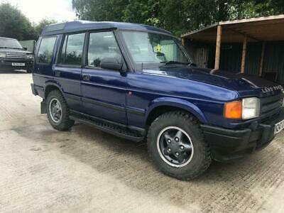 1996 Land Rover Discovery 2.5 TDi XS 5dr