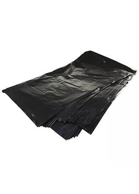 20 Extra Large Commercial Strong Heavy Duty Wheelie Bin Bag Liners Sacks Black