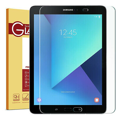 "Tempered Glass Screen Protector HD For Samsung Galaxy Tab A 9.7"" SM-T550 SM-T555"