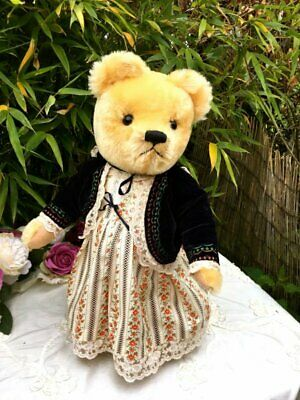 Antique / Vintage 20 inch Farnell Mohair Teddy Bear with label