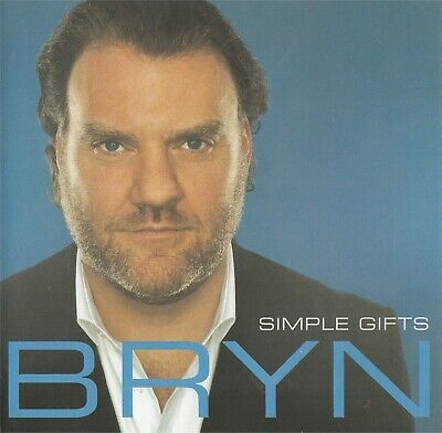 Simple Gifts - Bryn Terfel - NEW Music CD Compact Disc