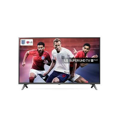 LG 49SK8000PLB 49-Inch Super UHD 4K HDR Premium Smart LED TV with Freeview