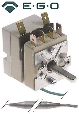 Ego 55.13622.160 Thermostat for Bain-Marie Angelo Po 04wbmev, 6040110, 6042680