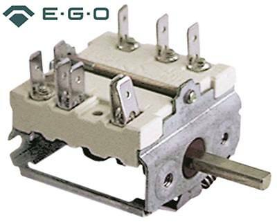 Ego 49.25215.530 Cam Switches for Salamander Palux 354716, 354724 2-pin 16a