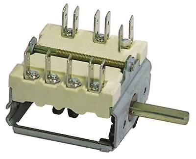 Ego Cam Switches for Palux 685003, Grill-681 2-pin Axle Ø 6x4, 6x23mm 16a