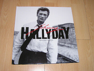 Johnny Hallyday - Rock n'roll attitude - super deluxe édition - 1 CD + 2 DVD