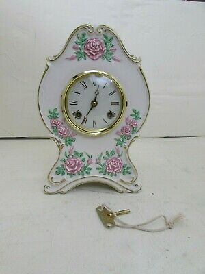 The Royal Horticultural Society Rose Clock, Hermle 130-070, Regulating Issues