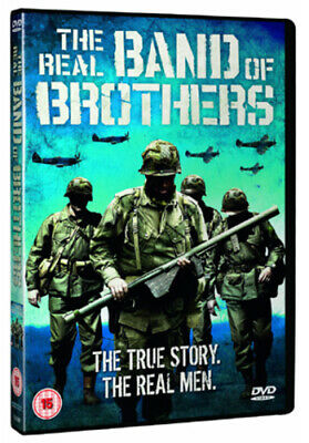 The Real Band of Brothers DVD (2010) cert PG Incredible Value and Free Shipping!