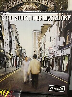 Oasis Whats The Story Morning Glory Exclusive White Vinyl