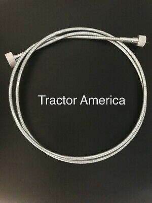 70257353 Allis Chalmers Tractor Tachometer Tach Cable 180 185 190 190XT 200