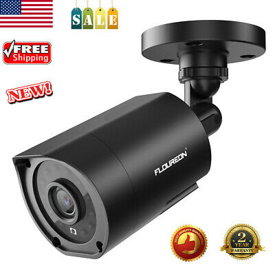 1080P HD 3000TVL 2MP Outdoor Security Bullet Camera IR Night Vision CCTV System