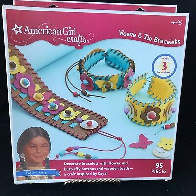 American Girl Crafts Oodles Of Bracelets Diy Jewelry Craft