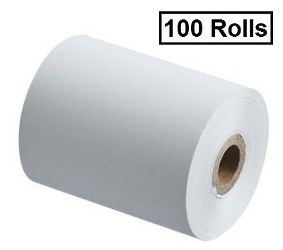100 Rolls 57x30 mm Eftpos Thermal Paper Rolls $31.95