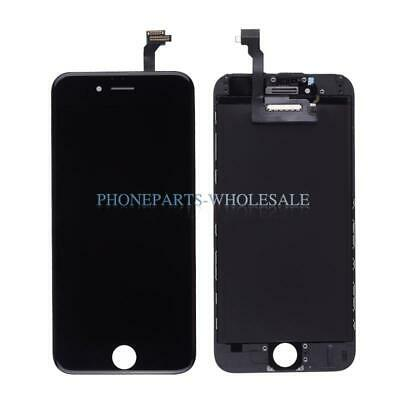 Black LCD Touch Screen Digitizer Assembly Replacement For Apple iPhone 6 4.7""