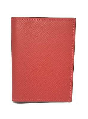 Authentic HERMES Notebook cover PM mini agenda Notepad cover Epson