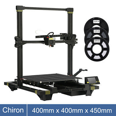 *AU STOCK* ANYCUBIC Chiron 3D Printer Auto-Leveling Ø400x450mm + 1KG PLA / ABS