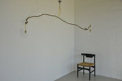 Franz West Light Chandelier 1991 Designerlampe Memphis