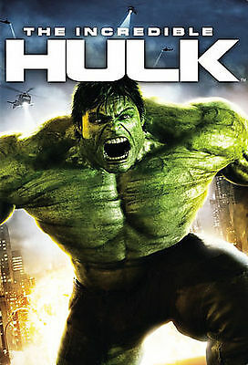The Incredible Hulk (Widescreen Edition) New DVD! Ships Fast!