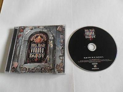 Big Bad Voodoo Daddy Authentic Hand Signed Promo Press Photo