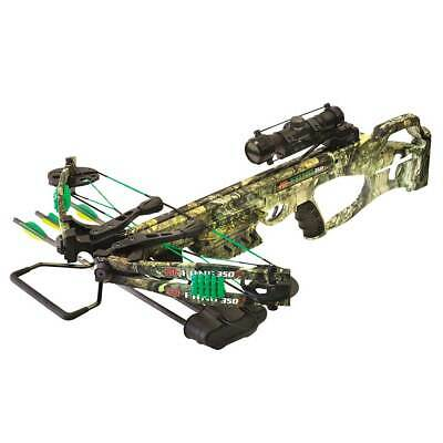 PSE Fang 350 XT Crossbow Mossy Oak Country