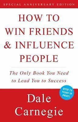 How to Win Friends & Influence People (New Paperback) by Dale Carnegie(PdF)
