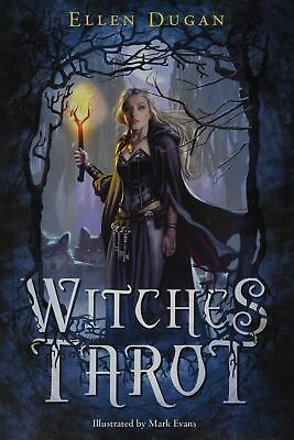 Witches Tarot Deck in the Rider-Waite-Smith Style English Version 78 Card Deck