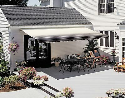 low priced 9b56e b4c9b 15 FT SUNSETTER VISTA® Manual Retractable Awning, Outdoor ...