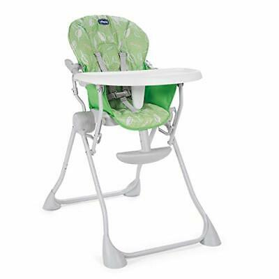 CHICCO 04079791610000 Trona Pocket Meal, Verde