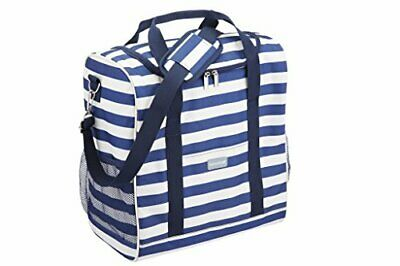 "Kitchencraft""We Love Verano"" Gran Nautical-Striped Familia Cool (Lulworth)"