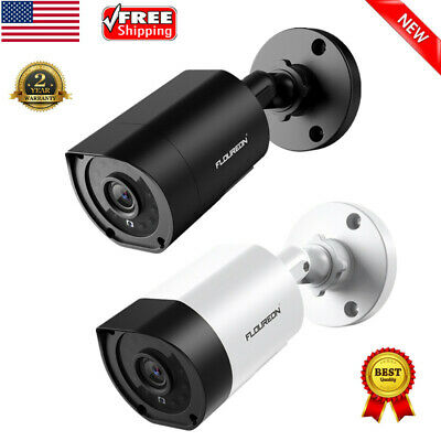 1080P HD 3000TVL Security Bullet Camera CCTV 940nm IR Night Vision Waterproof US