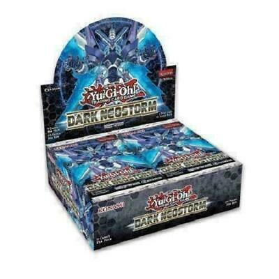 Yugioh Dark Neostorm Booster Box 1st Edition Factory Sealed TCG