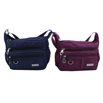 Ladies Cross Body Messenger Bag Womens SHoulder Over Bags Handbags H