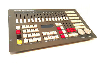 Showtec Showdesigner 512 Stage Lighting Console DMX Moving Light Controller