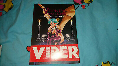 Art Book Viper Series