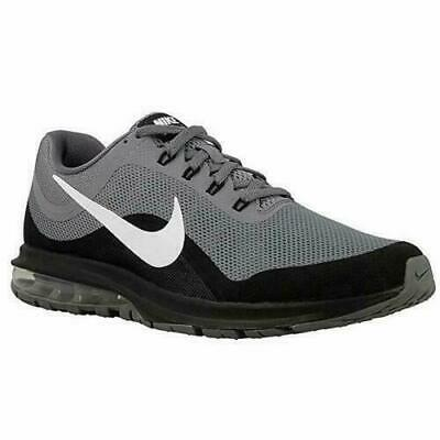Nike Air Max Dynasty 2 Men's Running Shoes 852430 006 Cool Grey Black White