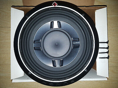 Rockford Fosgate P 3 PUNCH Subwoofer P3SD2-10
