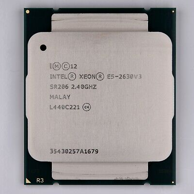 Intel Xeon E5 2630 V3 2.4GHz CPU SR206