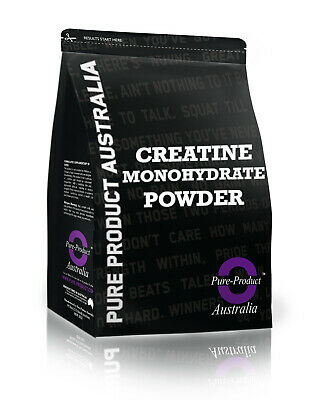 1KG PURE CREATINE MONOHYDRATE (Choose Flavour)
