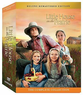 Little House on the Prairie: The Complete Series Deluxe Remastered Edition - DVD