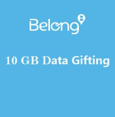 10GB Belong Mobile Data Transfer Only $8