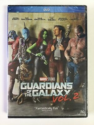 Guardians of the Galaxy Vol. 2, DVD, Brand New Sealed!!!