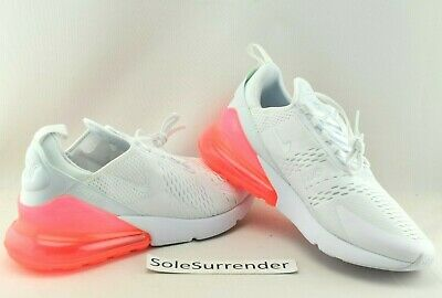AH8050 103 Nike Air Max 270 Men's WhiteHot PunchWhite