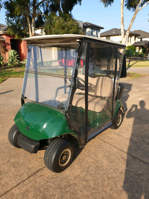 Yamaha Golf Cart - Brand New Batteries