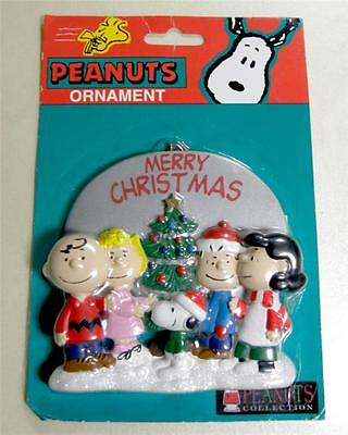 Snoopy Merry Christmas Images.Vintage Collectable Peanuts Snoopy Merry Christmas Holiday Ornament Kurt Adler