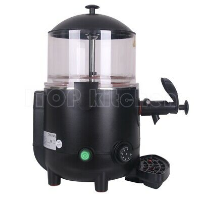 5L Commercial Hot Chocolate Dispenser Hot Drinks Tea Coffee Beverage Machine CE