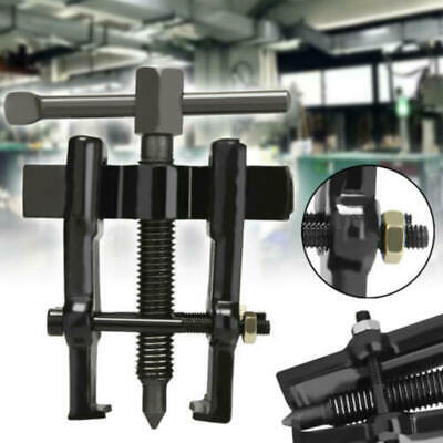 """Car Two Jaw Gear Pulley Bearing Puller 2"""" 50mm Small Leg Large Mechanic WON"""