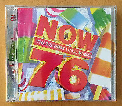 Now That's What I Call Music 76 - Various Artists  (double CD, 2010)